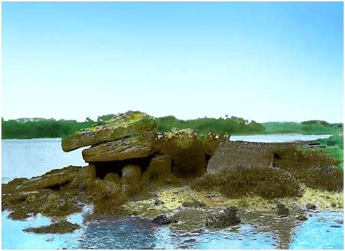 dolmen de kerroyal
