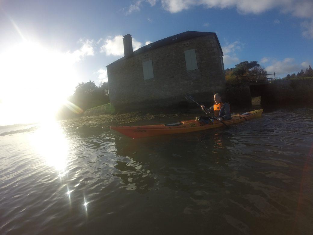 moulin à marée de Paluden à Arradon